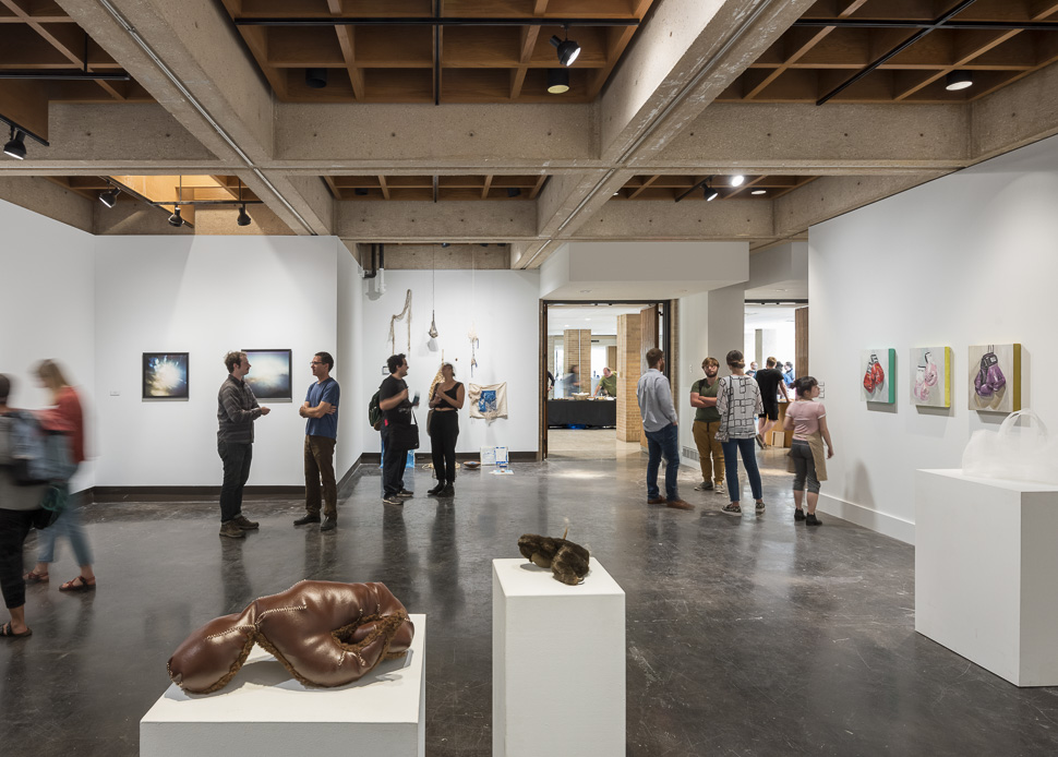 Innovative Spaces Unt Unveils Its Newly Renovated College Of Visual Arts And Design Dallas Innovates