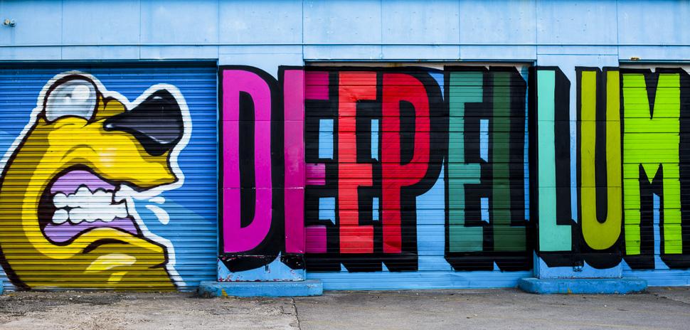 Deep Ellum Cool Streets