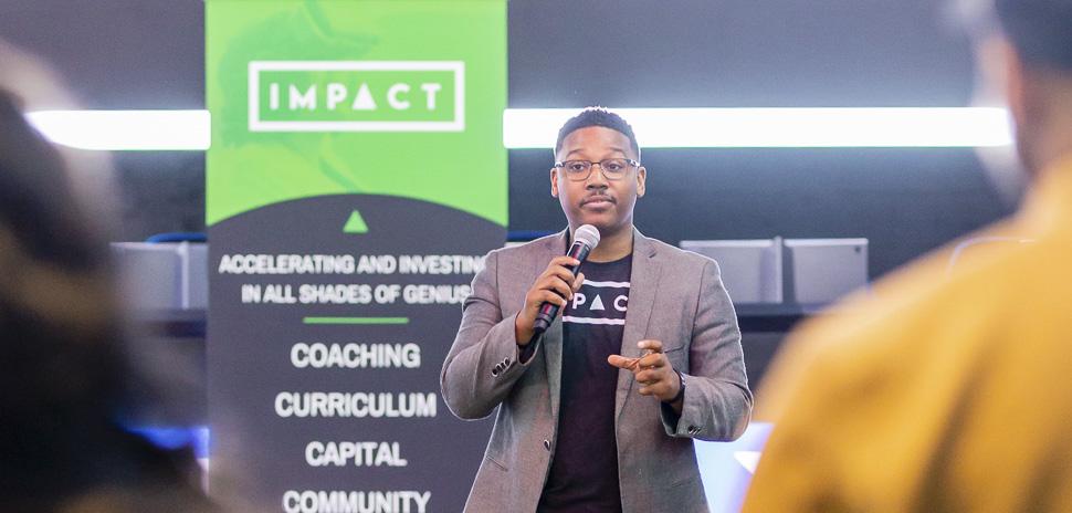 accelerator Impact Ventures