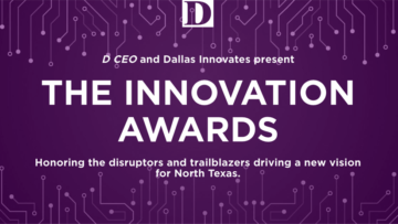 D Ceo and Dallas Innovates present The Innovation Awards 2020