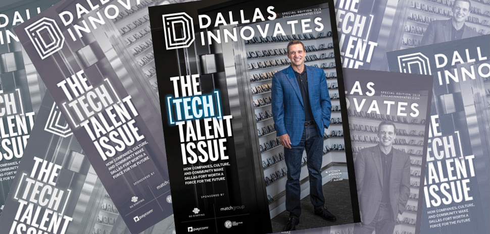 Dallas Innovates magazine features The Richards Group