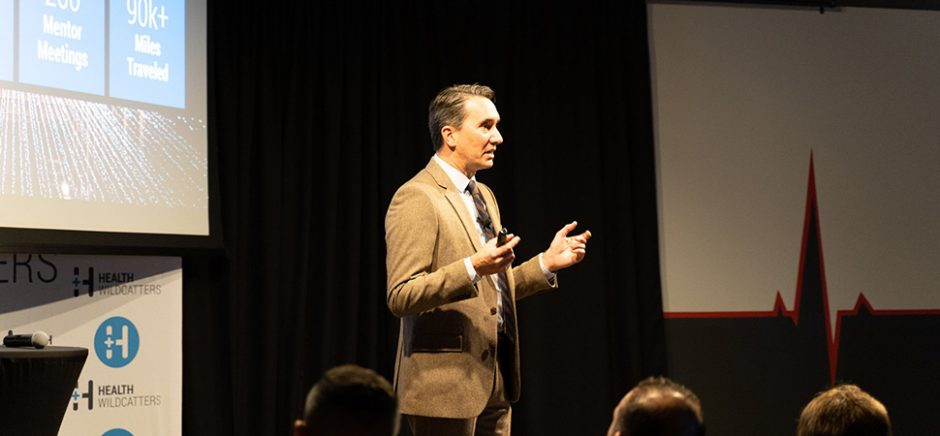 Health Wildcatters pitch day