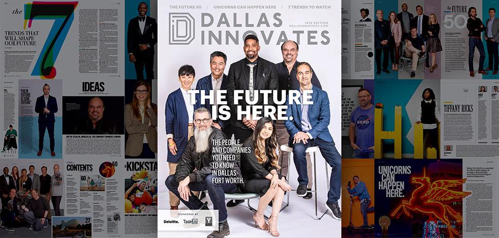 Dallas Innovates 2020 The Magazine