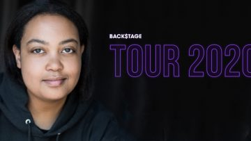 Venture Capitalist Arlan Hamilton founded Backstage Capital and and invests in startup founders who identify as a Woman, Person of Color, and/or LGBTQ. [DI composite: Images courtesy of Backstage Capital]
