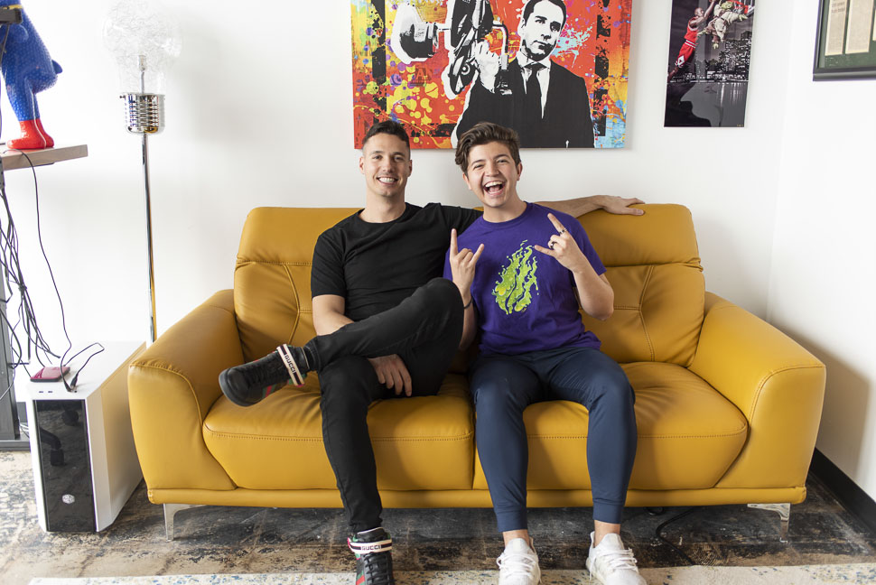 This Dallas Digital Talent Agency Is Behind Some Of The Biggest Youtubers