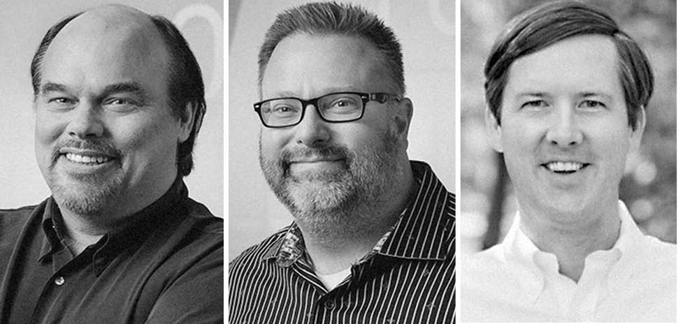 Dream Team: Worlds Inc. was founded by CEO Dave Copps, President Chris Rohde, and CTO Ross Bates.