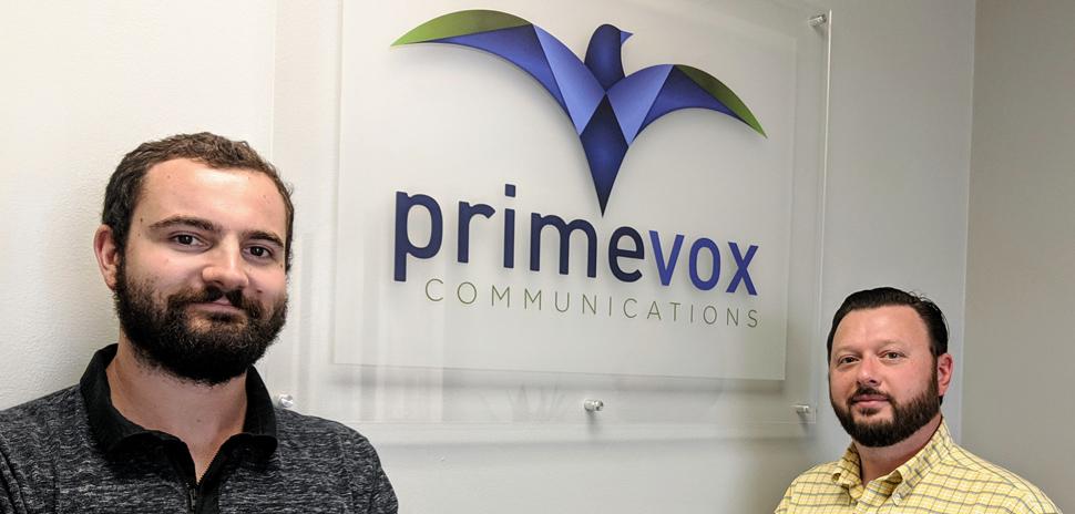 PrimeVOX escude COVID-19