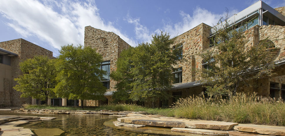 Fidelity's 337-acre campus in Westlake, TX. [Courtesy: Fidelity Investments]