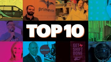 top 10 most popular stories on Dallas Innovates in March 2020