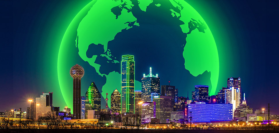 dallas climate action plan CECAP