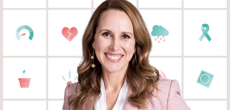 Female founder Lyndsey Harper helms Dallas startup Rosy.