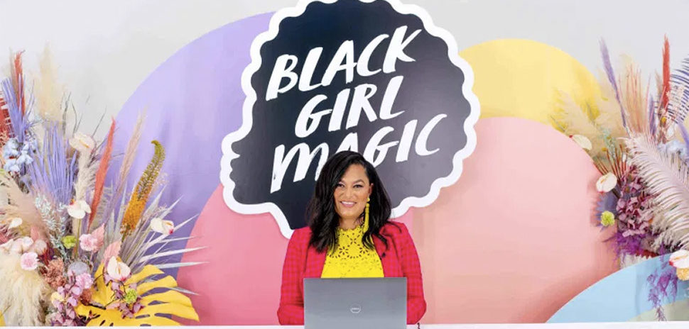 Black Girl Magic Digital Summit [Image: Courtesy of Boss Women Media]