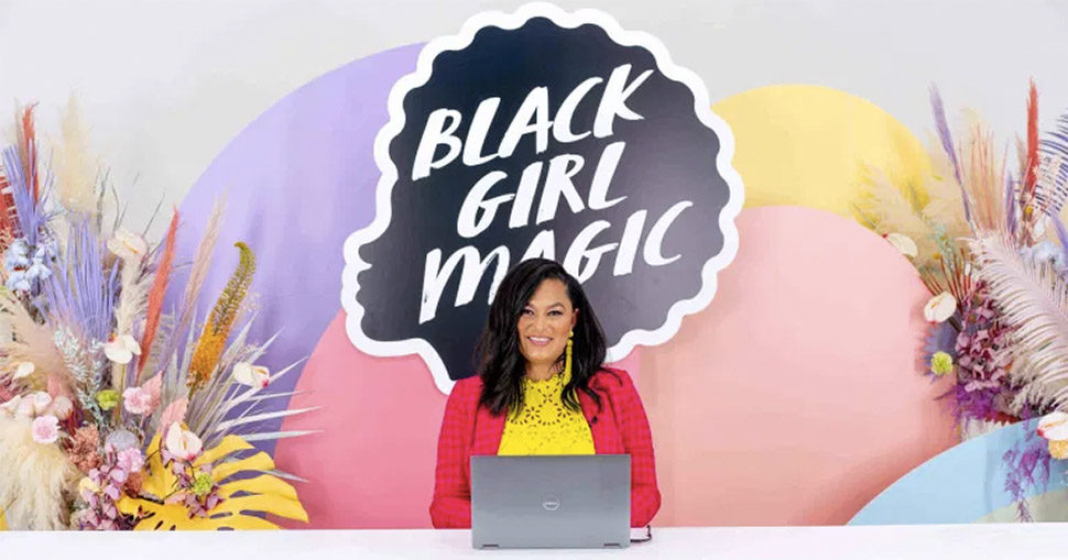 Black Girl Magic Digital Summit [Image: Courtesy of Boss Women Media]