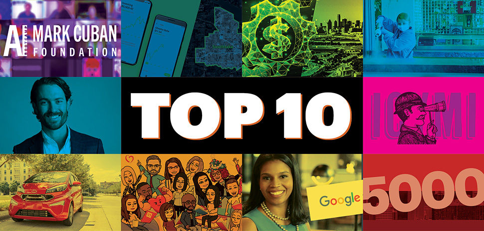 Top 10 Dallas Innovates August 2020