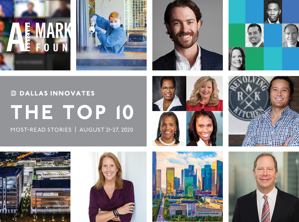 Icymi What S New And Next In Dallas Fort Worth Innovation Dallas Innovates