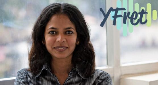 Tina Mani YFret Founder