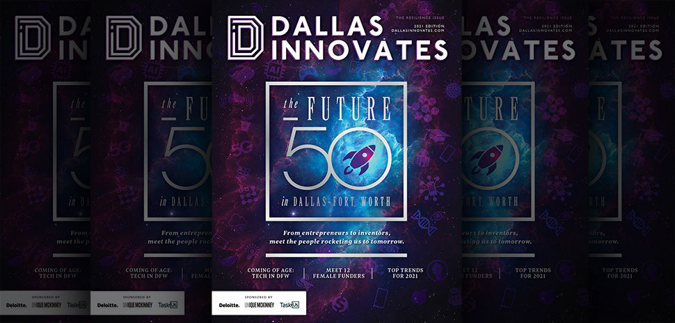 dallas innovates magazine 2021