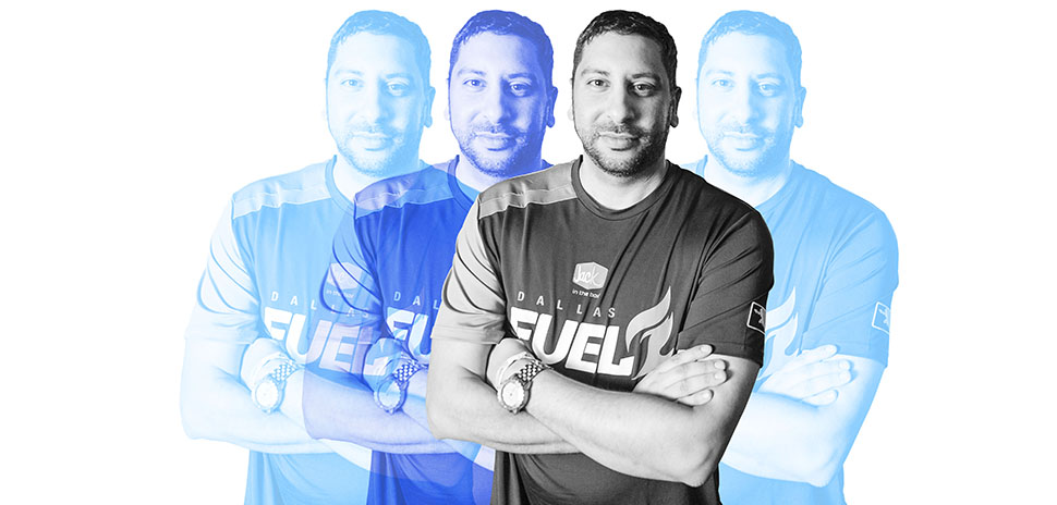 Envy Gaming owner Mike Rufail