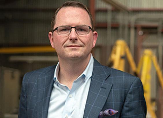 Todd Dauphinais [Photo: Clavis Capital Partners]