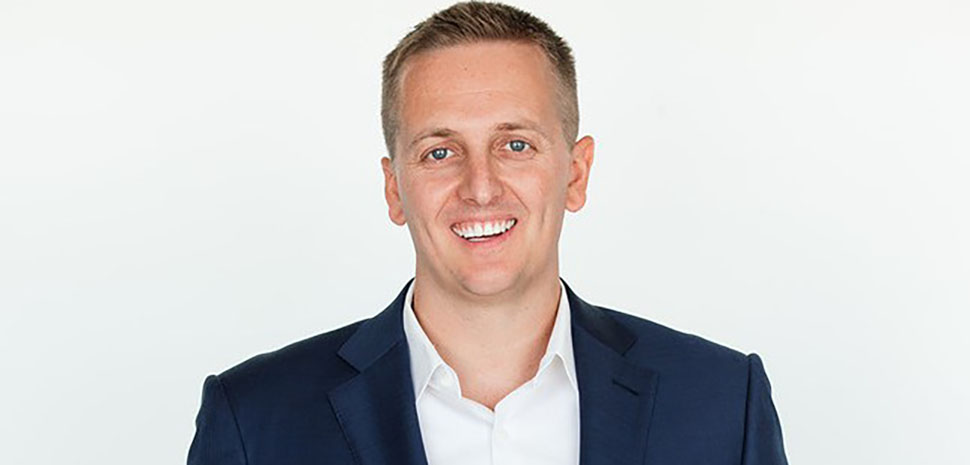 Matt Tresidder, the new CEO of Leadr, steps into his new role amid rapid growth. The company, which doubled its customer count between Q3 and Q4 in 2020, is approaching $1 million in annual recurring revenue. [Image: Leadr]
