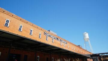 The continental cotton gin deep ellum dallas building built in 1888