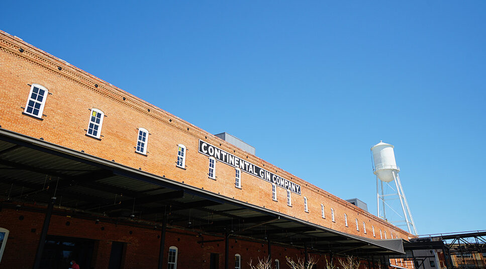 The continental cotton gin deep ellum dallas building built in 1888