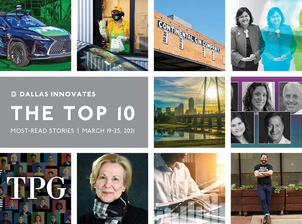 top stories this week on dallas innovates dallas fort worth top innovation stories