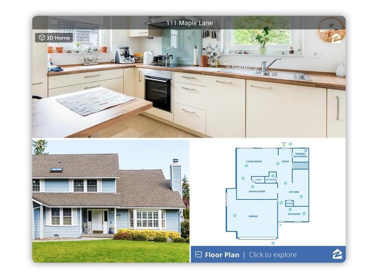 zillow 3d floor plan