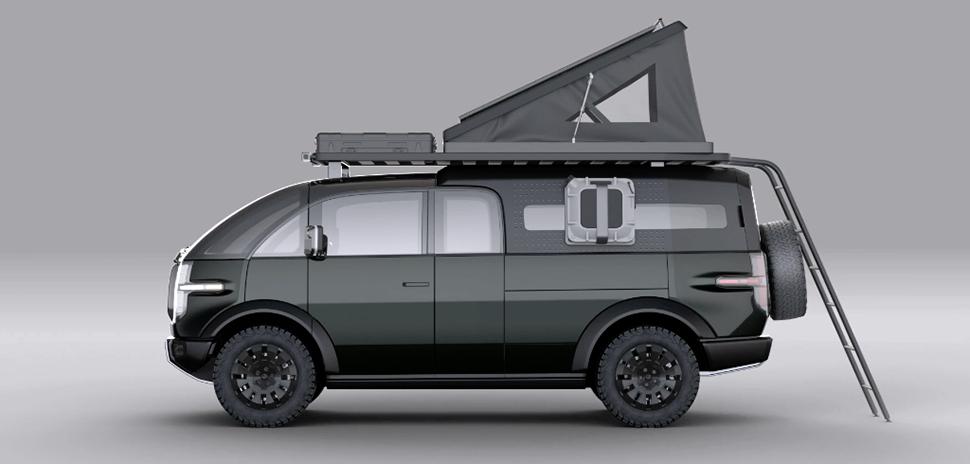 canoo ev dallas electric vehicle