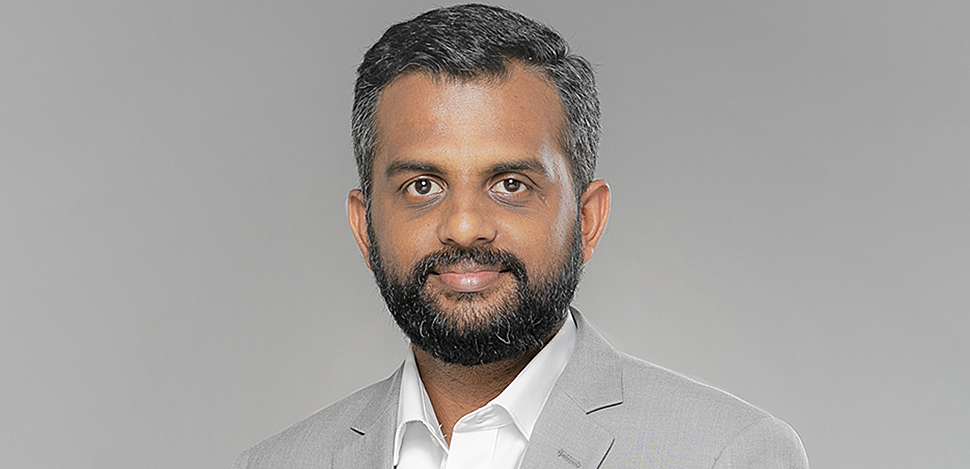 Co-CEO Sivakumar Lakshmanan [Image via Antuit.AI]
