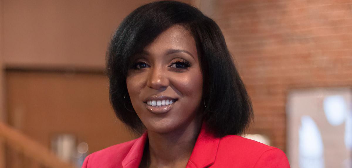 The DEC's Demetra Brown